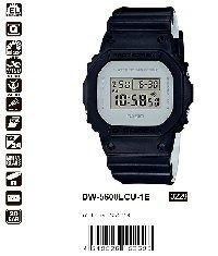 DW-5600LCU-1E