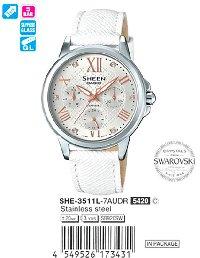 SHE-3511L-7A